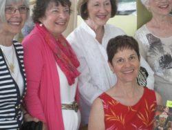 Barbara at Stratford with Book Club 002