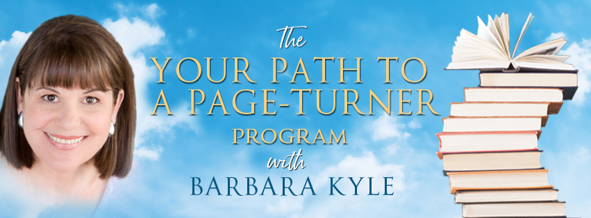 Your Path to Writing a Page-Turner