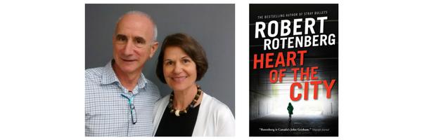 Robert Rotenberg and Barbara Kyle